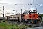 "Vossloh 5001504 - RBH Logistics ""834"" 11.11.2010 - Moers, Baerler StraßeMichael Kuschke"