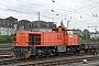 """Vossloh 5001504 - B & V Leipzig """"92 80 1275 868-8 D-BUVL"""" 11.08.2015 - GießenLutz Siever"""