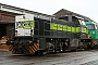 """Vossloh 5001507 - ACTS """"7105"""" 05.01.2007 - Moers, Vossloh Locomotives GmbH, Service-ZentrumPatrick Böttger"""