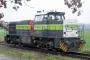 """Vossloh 5001507 - ACTS """"7105"""" 31.10.2006 - RathmannsdorfStefan Horst"""