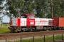 """Vossloh 5001509 - Veolia Cargo """"1509"""" 30.06.2007 - DordrechtLeen Dortwegt"""