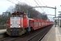 """Vossloh 5001509 - Veolia Cargo """"1509"""" 11.01.2008 - HelmondJeroen de Vries"""