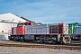 """Vossloh 5001509 - AKIEM """"1509"""" 15.11.2020 - Moers, Vossloh Locomotives GmbH, Service-ZentrumRolf Alberts"""