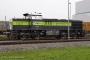 """Vossloh 5001510 - ACTS """"7106"""" 08.11.2006 - Coevorden-HeegeFokko van der Laan"""