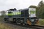 """Vossloh 5001510 - ACTS """"7106"""" 04.11.2006 - AltenholzTomke Scheel"""