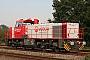 "Vossloh 5001512 - Veolia Cargo ""1512"" 16.09.2006 - NeuwittenbekTomke Scheel"