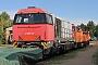"""Vossloh 5001519 - DP """"G 2000 20 ER"""" 16.10.2015 - Reggio EmiliaBarry Tempest"""