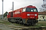 "Vossloh 5001520 - Railion ""G 2000 32 SF"" 25.09.2007 - Asti, BetriebshofGiovanni Grasso"