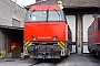 """Vossloh 5001522 - Railion """"G 2000 10 SR"""" 06.10.2005 - Chiasso, ServicestelleAlexander Leroy"""
