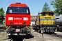 "Vossloh 5001523 - Railion ""G 2000 26 SF"" 11.07.2005 - AstiAlexander Leroy"