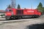 "Vossloh 5001527 - Railion ""G 2000 35 SF"" 31.07.2007 - AstiArchiv loks-aus-kiel.de"