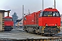 "Vossloh 5001528 - Railion ""G 2000 36 SF"" 31.12.2010 - Asti, BetriebshofGiovanni Grasso"