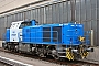 "Vossloh 5001529 - CFL ""1103"" 09.07.2006 - Luxembourg