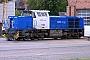 """Vossloh 5001529 - CFL Cargo """"1103"""" 31.05.2012 - NiebüllHanne-Ruth Rüsen"""
