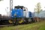 "Vossloh 5001530 - CFL Cargo ""1104"" 11.04.2008 - Mertert, HafenRolf Alberts"