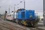 """Vossloh 5001531 - CFL """"1105"""" 29.09.2006 - Luxembourg, DepotWerner Schwan"""