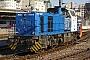"""Vossloh 5001531 - CFL Cargo """"1105"""" 21.03.2009 - LuxembourgThomas Wohlfarth"""