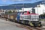 """Vossloh 5001533 - TRAVYS """"Am 842 705-6"""" Grenoble10.2016 - Les Granges (Orbe)André Grouillet"""
