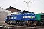 "Vossloh 5001535 - NIAG ""1"" 13.12.2012 - Moers, Vossloh Locomotives GmbH, Service-ZentrumMichael Kuschke"
