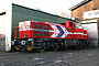 "Vossloh 5001536 - HGK ""DH 704"" 10.12.2004 - Moers, Vossloh Locomotives GmbH, Service-ZentrumPatrick Paulsen"