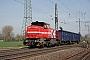 """Vossloh 5001536 - HGK """"DH 704"""" 02.04.2011 - KalscheurenFrank Glaubitz"""