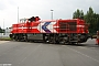 "Vossloh 5001536 - HGK ""DH 704"" 01.08.2006 - Regensburg, OsthafenManfred Uy"