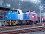 Vossloh 5001539 - TX 16.03.2005 - Limburg, Bahnhof