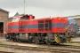 """Vossloh 5001542 - Chemion """"08"""" 09.11.2006 - Moers, Vossloh Locomotives GmbH, Service-ZentrumRolf Alberts"""