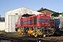 """Vossloh 5001542 - RheinCargo """"DH 721"""" 28.11.2016 - Moers, Vossloh Locomotives GmbH, Service-ZentrumMartin Welzel"""