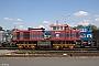 """Vossloh 5001542 - RheinCargo """"DH 721"""" 14.07.2018 - Moers, Vossloh Locomotives GmbH, Service-ZentrumMartin Weidig"""
