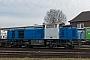 "Vossloh 5001543 - Alpha Trains ""92 80 1271 018-4 D-ATLD"" 15.3.2017 - Moers, Vossloh Locomotives GmbH, Service-ZentrumMichael Kuschke"