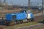 Vossloh 5001545 - ? 29.01.2014 - Strasbourg, Port du RhinHarald S