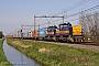 """Vossloh 5001553 - ACTS """"7101"""" 15.04.2007 - NieuwleusenFokko van der Laan"""