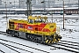 "Vossloh 5001557 - TKSE ""546"" 23.01.2013 - Oberhausen-West DKLothar Weber"