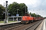 "Vossloh 5001558 - RBH Logistics ""821"" 01.07.2011 - Recklinghausen, Bahnhof SüdHerbert Edelhoff"