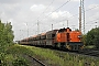"Vossloh 5001558 - RBH Logistics ""821"" 15.08.2011 - Ratingen-LintorfDaniel Michler"