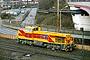 """Vossloh 5001560 - EH """"547"""" 06.03.2005 - Duisburg-Marxloh, Alsumer StraßeFrank Seebach"""