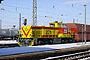 """Vossloh 5001561 - MEG """"221"""" 28.02.2005 - Großkorbetha, BahnhofJan Weiland"""