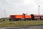 "Vossloh 5001564 - RBH Logistics ""824"" 30.06.2006 - Duisburg-Ruhrort, KohleinselIngmar Weidig"