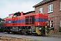 """Vossloh 5001567 - Chemion """"09"""" 23.11.2010 - Moers, Vossloh Locomotives GmbH, Service-ZentrumRolf Alberts"""