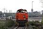 """Vossloh 5001569 - RBH Logistics """"825"""" 14.04.2010 - Duisburg-Wanheim-AngerhausenAlexander Leroy"""