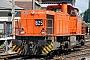 """Vossloh 1001016 - RBH Logistics """"825"""" 15.07.2010 - Gladbeck West, RBH-ZentralwerkstattMichael Ruge"""