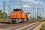 """Vossloh 5001569 - Chemion """"92 80 1275 006-5 D-ALS"""" 02.09.2019 - Köln-Gremberghoven, Rangierbahnhof GrembergFabian Halsig"""