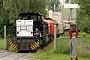 Vossloh 5001571 - RBB 09.08.2008 - Scharzfeld, Anschluss Harzer DolomitJürgen Wedekind