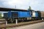 """Vossloh 5001574 - CFTA Cargo """"1574"""" 13.05.2006 - KehlWolfgang Ihle"""
