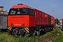"""Vossloh 5001575 - DB Schenker """"G 2000 SF"""" 08.05.2011 - AstiErmanno Barazzoni"""