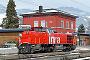 "Vossloh 5001581 - SBB ""Am 843 017-5"" 13.03.2006 - AltstättenBenedikt Sieber"