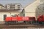 """Vossloh 5001581 - SBB """"Am 843 017-5"""" 30.12.2014 - Lausanne, BahnhofGunther Lange"""