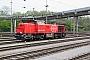 """Vossloh 5001582 - SBB """"Am 843 018-3"""" 23.04.2010 - Muttenz, RangierbahnhofMark Barber"""