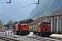 """Vossloh 5001582 - SBB """"Am 843 018-3"""" 07.05.2016 - ErstfeldWerner Schwan"""